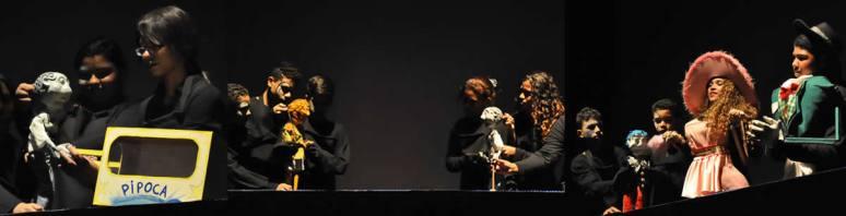 espetaculo o fantastico circo fiorini _ teatro de bonecos e teatro de animaçcao