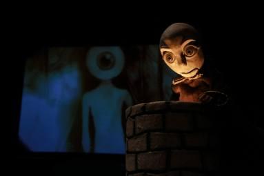 Espetaculo MetaForMose _ Grupo Girino Teatro de Animação _ Foto Sabrina Valente